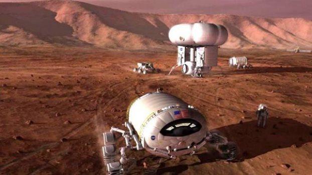 base-on-Mars