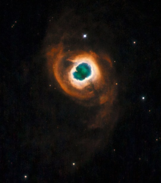 hubble-dying-star