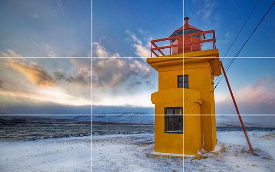 Rule of thirds in photography - pic2